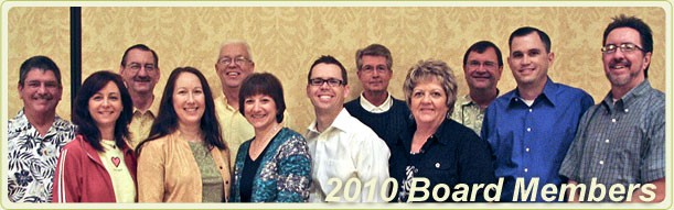 2010 CISOA Board of Directors