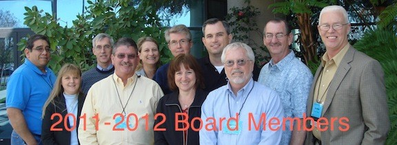 2011-2012 CISOA Board of Directors