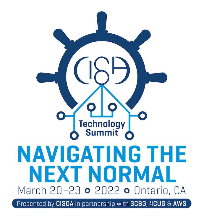 CISOA 2022 Tech Summit Logo